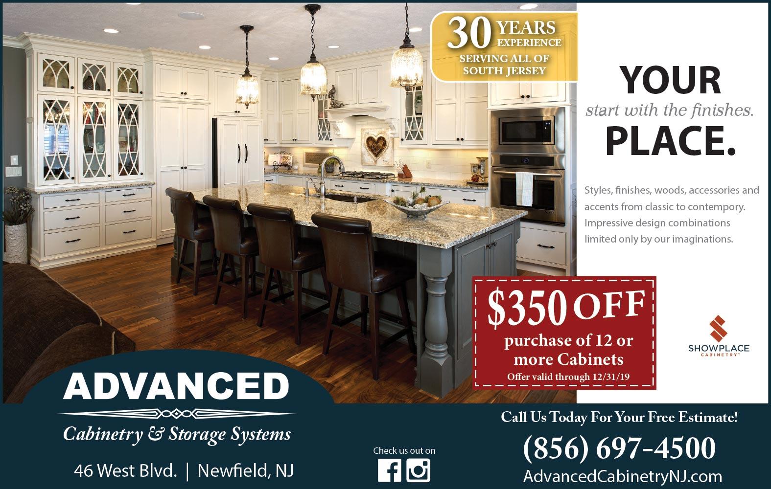 Advanced Cabinets